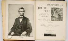 Lot 442: American Civil War Illustrated Books (2)