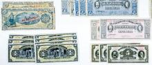 Lot 451: [Mexico] Group of old Currency (48)