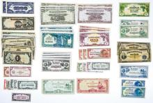 Lot 454: [Japan, U.S. Government Occupation] Currency (52)