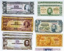 Lot 455: [Paraguay, Bolivia, Brasil, Argentina) Currency