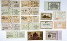 Lot 465: Large Notgeld and Currency from Germany (16)