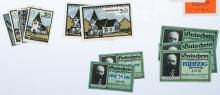Lot 498: [Germany, Notgeld] Very Nice Group with (56) Pcs