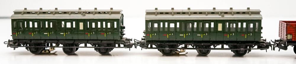 Lot 521: Marklin Vintage Train Cars (6)