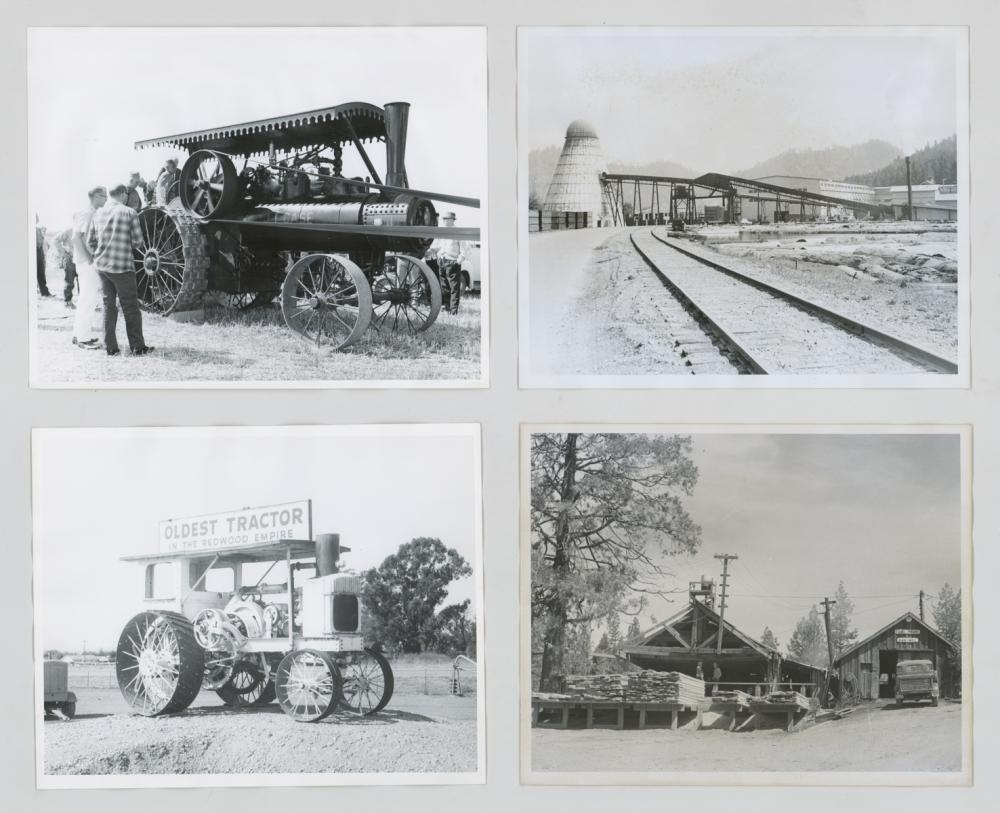 Lot 556: [Equipment, Industry] Al Armitage Collection