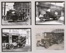 Lot 549: [Horseless Carriage] Al Armitage Collection (40)
