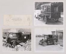 Lot 561: [Trucks] Al Armitage Collection (96)