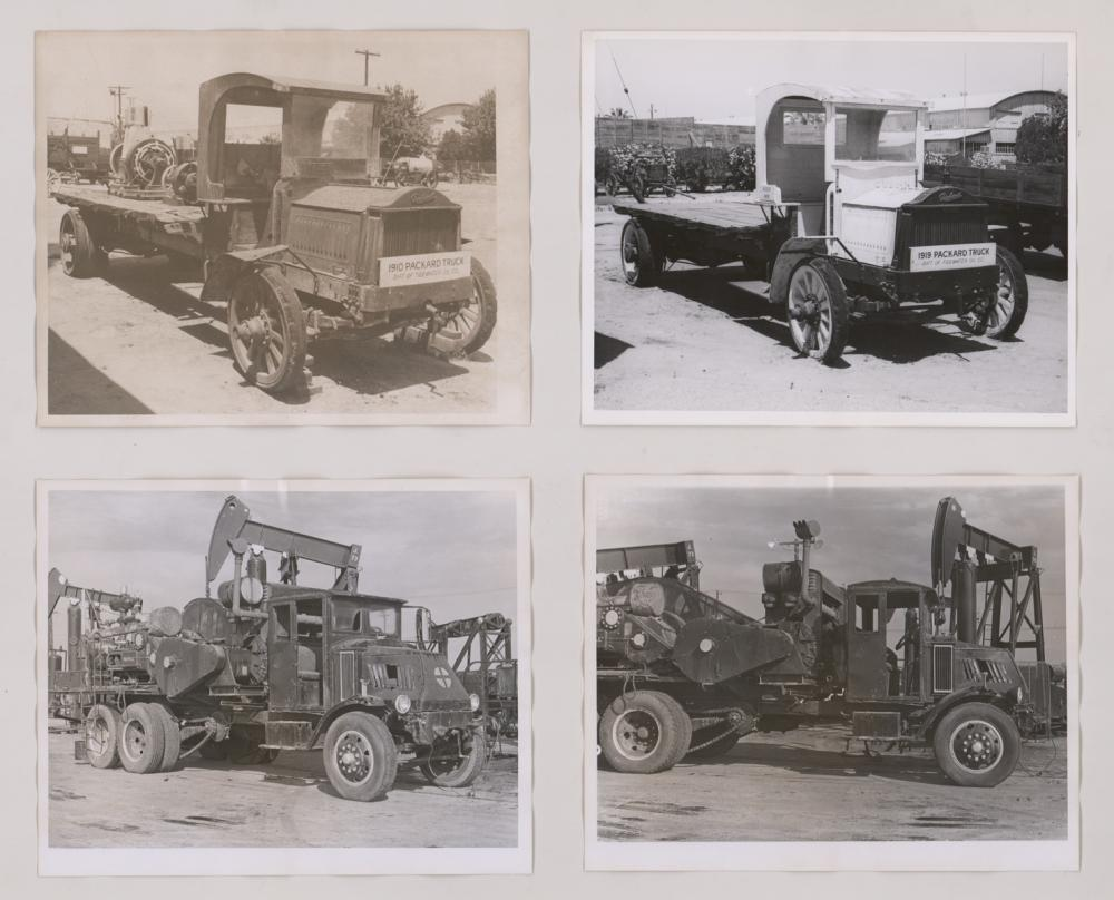 Lot 569: [Trucks] Al Armitage Collection Photos (110)