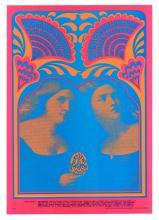 Lot 601: Family Dog Avalon Ballroom Poster FD-59-RP-2