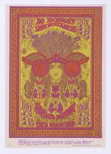 Lot 604: Family Dog Avalon Ballroom Poster FD-92-1