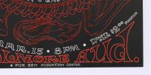 Lot 614: 1967 Fillmore Zen Benefit Poster