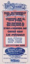 Lot 613: 1978 Family Dog Tribal Stomp Poster