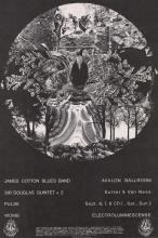 Lot 617: Family Dog Avalon Ballroom Poster FD-136-OP-1