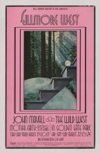 Lot 620C: Bill Graham Presents Rock Posters (5)