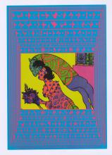 Lot 632: Group of Vintage Rock Posters (4)