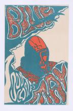 Lot 633: Group of Vintage Rock Posters (4)
