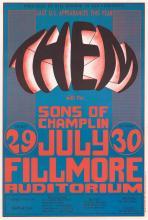 Lot 641: Bill Graham Fillmore Poster BG-20-RP-2