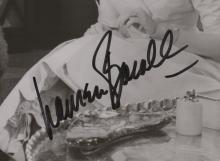 Lot 679: Lauren Bacall Signed Photo Beckett COA