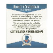 Lot 688: Randy Houser Signed Color Photo Beckett COA