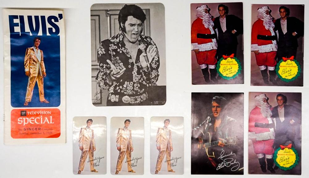 Elvis Presley Premiums and Souvenirs (9)