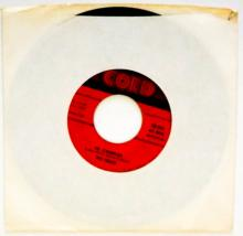 Lot 82: The Crests '16 Candles' 45 RPM