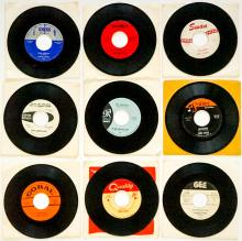 Lot 85: Various Artists (9) 45 RPM Records