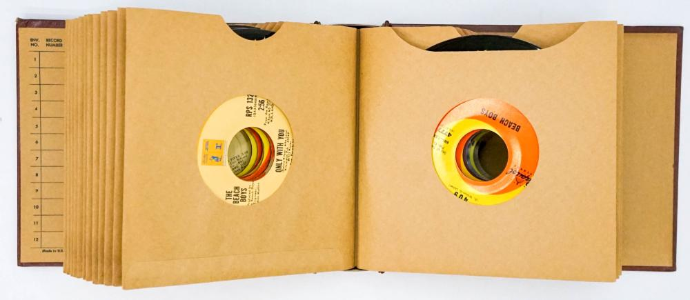 The Beach Boys Collection of 45's (31)