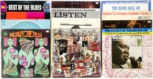 Lot 105: Assorted Blues LP's (12) Albums