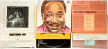 Lot 101: Muddy Waters (9) Albums