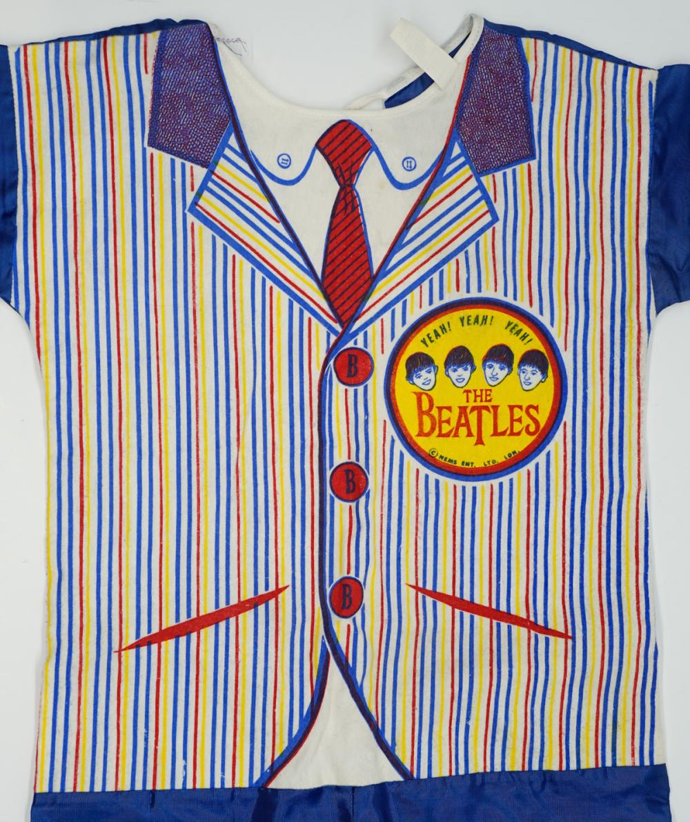 Lot 47: Beatles Costume 'Paul' With Mask In Original Box