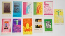Lot 127: Bill Graham and other Concert Tickets (11)