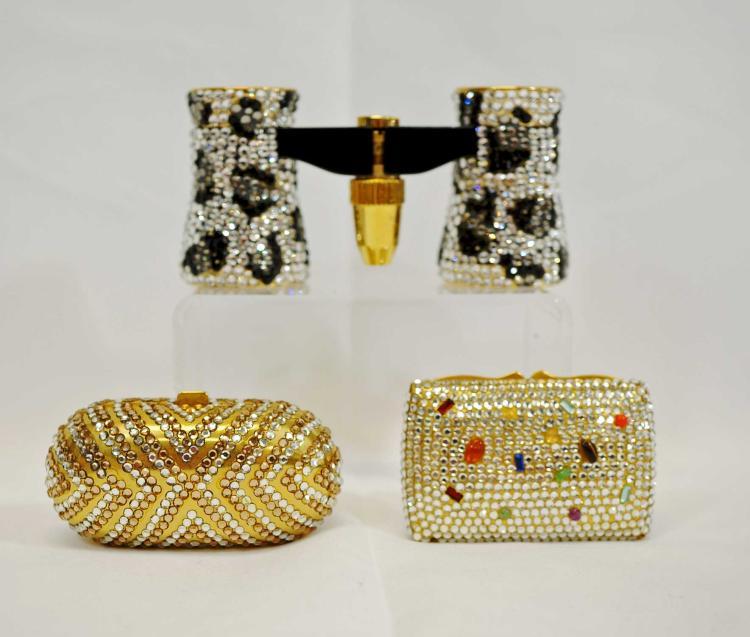 Judith Leiber Pill Boxes, A. David Opera Glasses