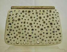 Judith Leiber Rhinestone Evening Bag