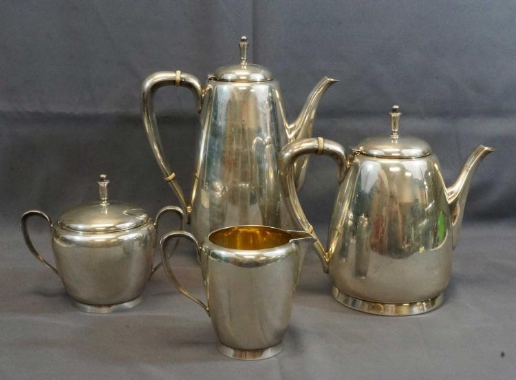Reed & Barton Town & Country Tea Set