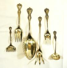 Towle Old Colonial Sterling Serving Pieces (6)