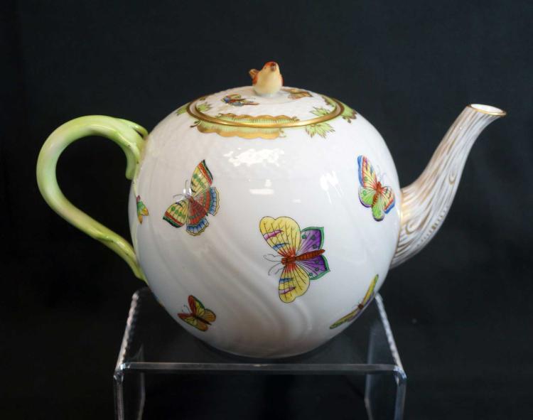 Herend Rothchild Teapot