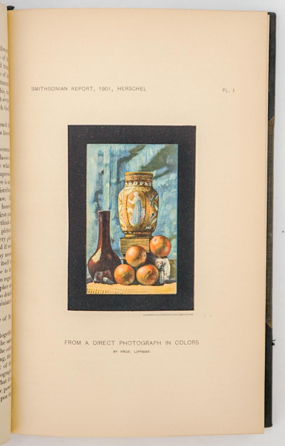 Lot 251: Smithsonian Photography Collection 1901-09