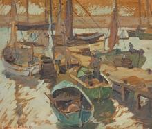 STUHR, William (*1882 †1958, Dänischer Künstler),