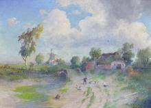 KÖSTER, Paul (*1855 Bremen †1946 Düsseldorf),
