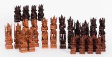 Ida Bagus Tillem Carved Wooden