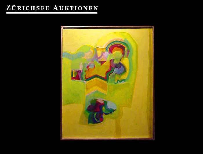 Schmidlin, Aya Iskander. (*1932 Basel).