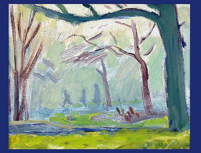 Landolt, Karl. (1925 Stäfa 2010). Sun will show