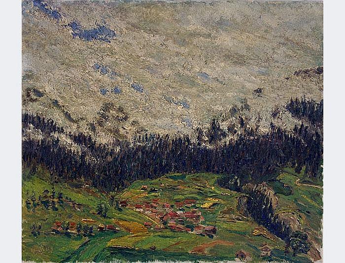 Bollag, Léon, (1876 Solothurn - Zurich, 1958).