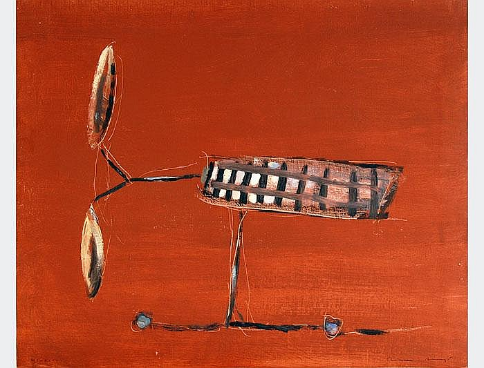 Arago, Josep Maria Riera i, (*1954 Barcelona).