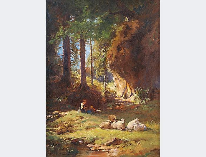 Müller-Schwaben, Fritz, (1879 Mainz - Gauting,