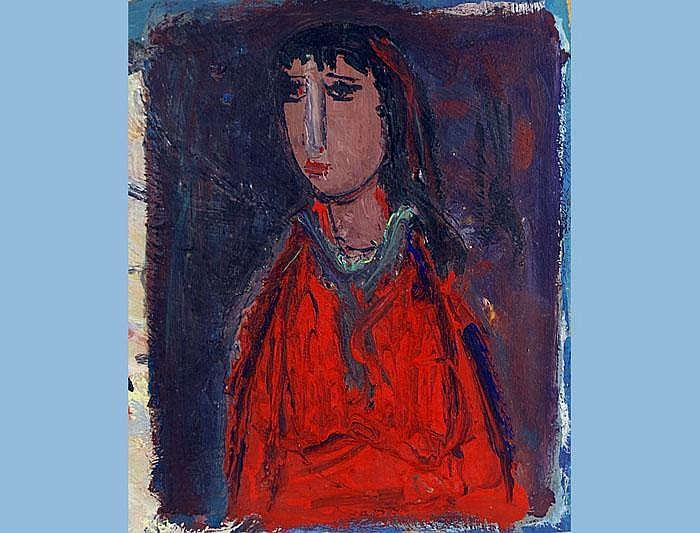 Fontana, Annemie. (1925 Versoix - Zumikon 2002).