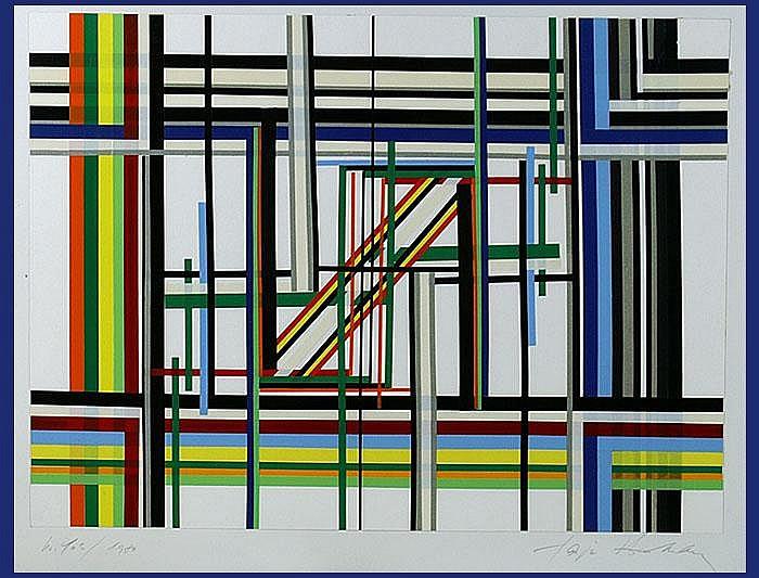 Schmidlin, Aja Iskander. Lot. (1932 Basel - Sri
