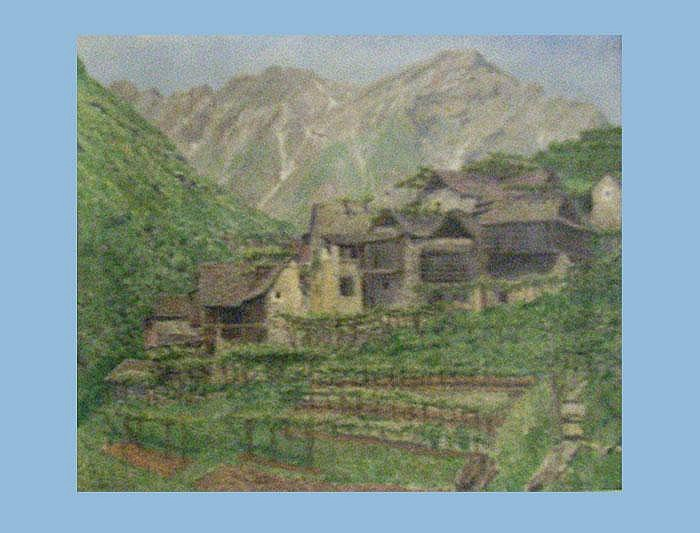 Zuppinger, Ernst Theodor (1875 Zürich - Locarno