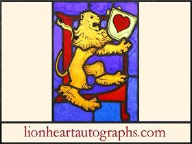Lion Heart Autographs