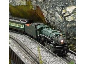 Railroad Super Galaxy