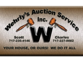 Wehrly's Auction Service